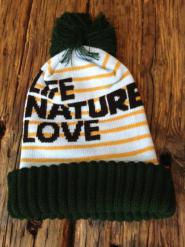 LIFE NATURE LOVE SHERPA HAT | FREECITY
